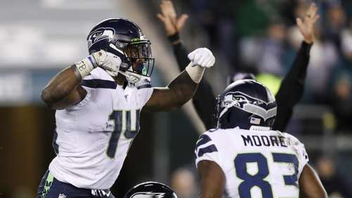 Seattle Seahawks komplettieren NFL-Playoff-Viertelfinale