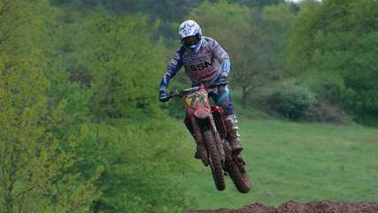 Motocross-Maschine in Battenberg-Laisa lockt Dieb an