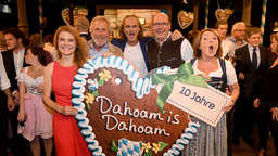 "TV-Sensation bei ""Dahoam is Dahoam"": Mega-Star mit Gastrolle in BR-Kult-Serie"