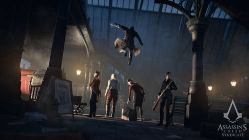 "Epic Games Store verschenkt für kurze Zeit ""Assassin's Creed: Syndicate"""