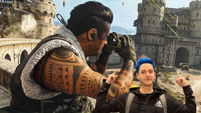 Call of Duty Warzone: Streamer Ninja will dieses Feature in Fornite
