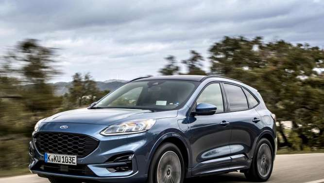Autotest: Taugt der Ford Kuga als modernes Familienauto?