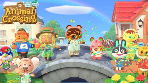 Animal Crossing: New Horizons Guide – Was man beim Kirschblütenfest machen kann