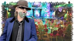 Udo Lindenberg rockt Reeperbahn: Wilde Corona-Theater-Party in Schmidts Tivoli