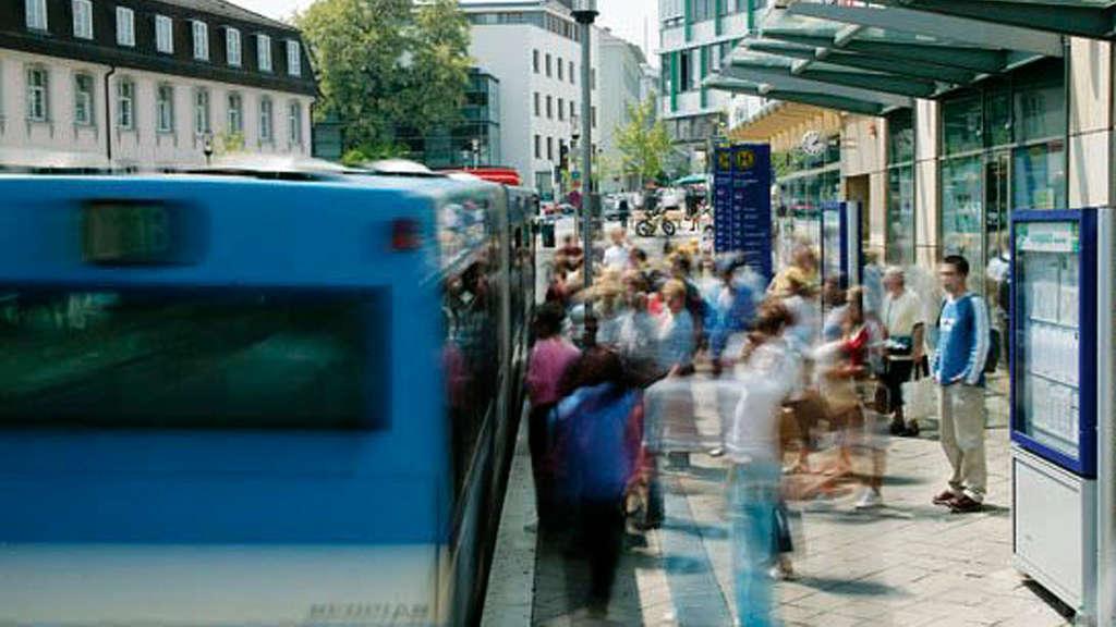 Streiken Die Busse Heute