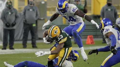 Green Bay Packers und Buffalo Bills in NFL-Playoffs weiter